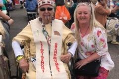leita and the grandmother